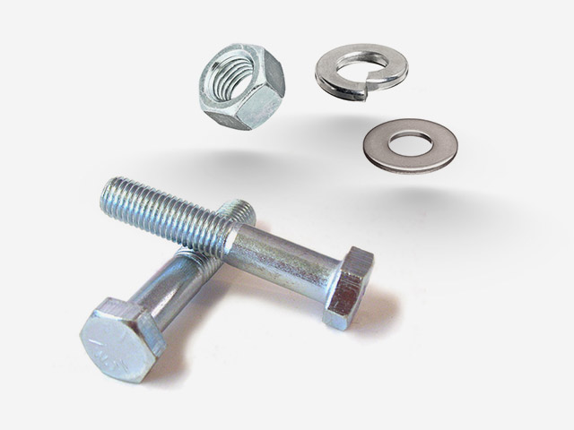 Bolt, Nuts & Washers