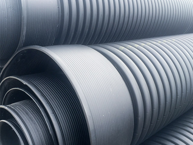 Corrugated Stormwater Pipe
