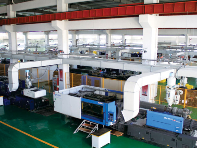 State of the art injection Molding