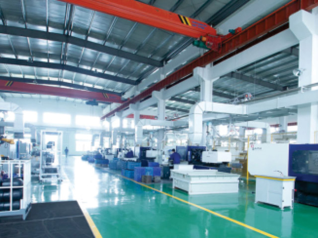 Dust free manufacturing plant